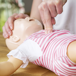 Baby First Aid Course-Module