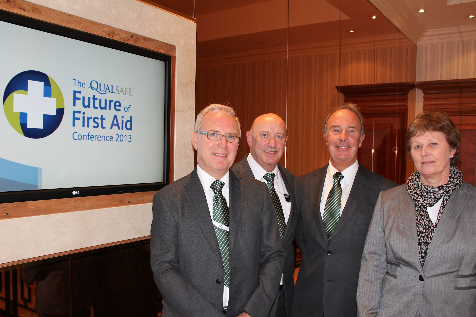 Qualsafe Future of First Aid Conference